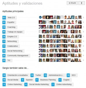 Linkedin-validaciones